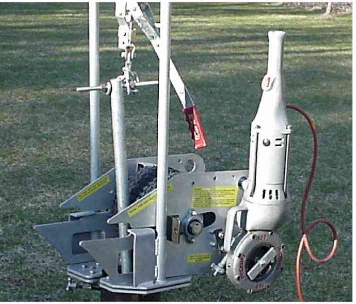 Well Pump Puller >> Using The Easy Riser